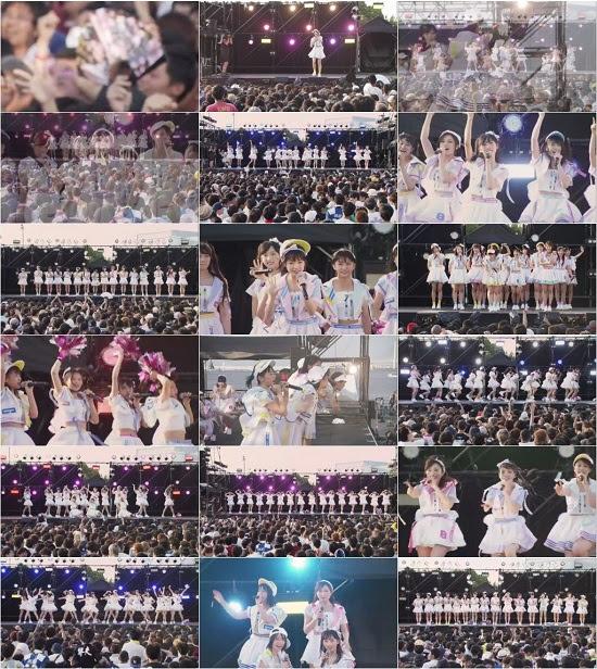 (Web)(480p) AKB48 Team8 Part – アイドル横丁夏まつり!!~2017~ (NicoNico) 170709