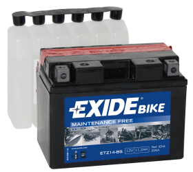 TUDOR EXIDE MC BATTERI 11AH