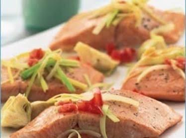 Seared Alaskan Salmon Recipe