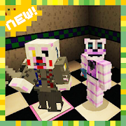 New FNAF 2 map for MCPE