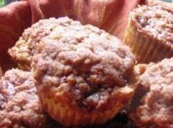 Healthy Harvest Breakfast Muffins Recipe