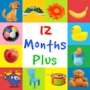 First Words 12 Months Plus (Baby Flashcards) APK icon