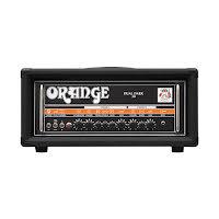 Orange Dual Dark 50 BLACK