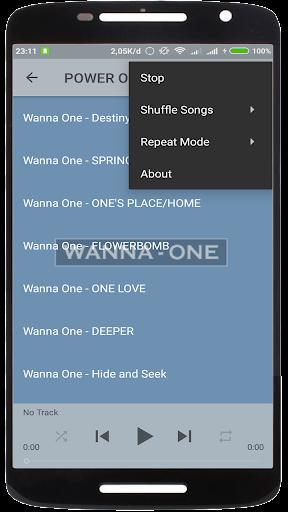 wanna one - full album screenshot 2