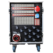24Way PowerDim - 125A In rear