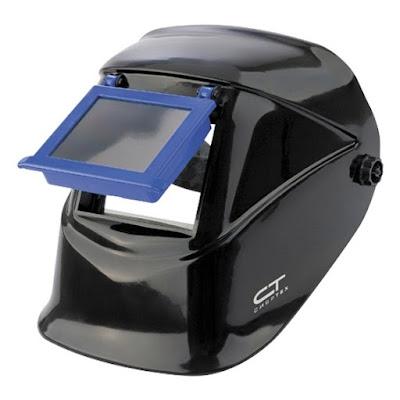 Щиток защитный Сибртех для электросварщика(маска сварщика) с откидным блоком 110*90