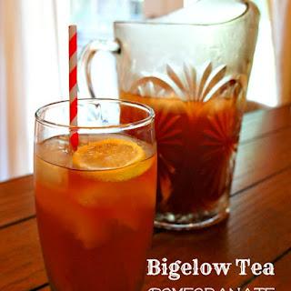 Bigelow Tea Back to School Pomegranate Arnold Palmer