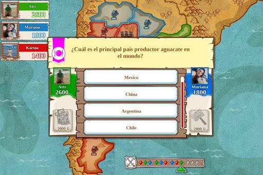 Triviador Argentina screenshot 21
