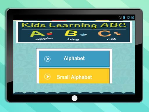 玩免費教育APP 下載ABC Kids Alphabet app不用錢 硬是要APP