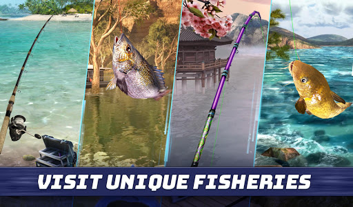 Fishing Clash: Catching Fish Game. Bass Hunting 3D screenshots 14