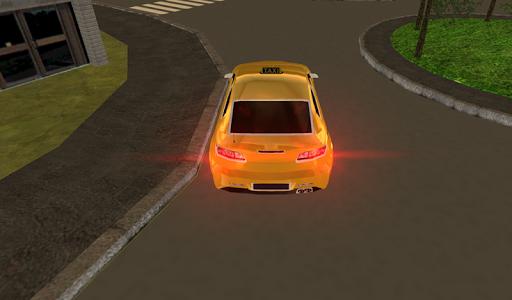纽约出租车停车场