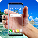 Transparent Screen and Live Wallpaper icon