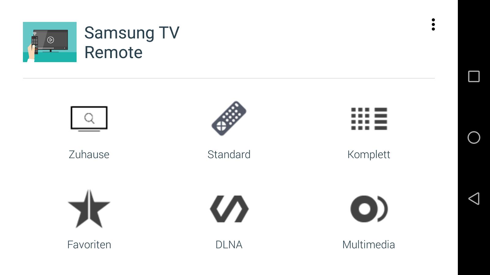 App fernbedienung samsung tv iphone