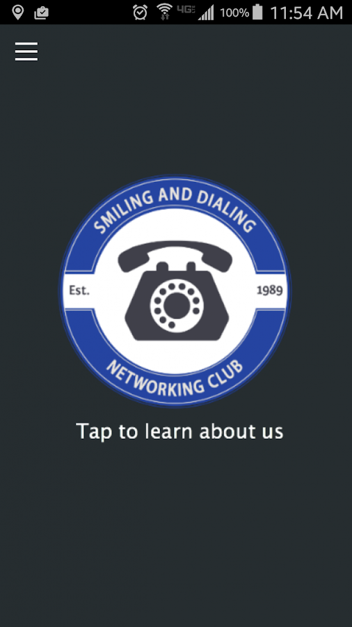 Smiling and Dialing- screenshot