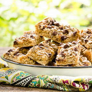 Sunflower Seed Oatmeal Bars