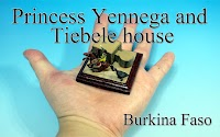 Princess Yennega & Tiebele -Burkina Faso-
