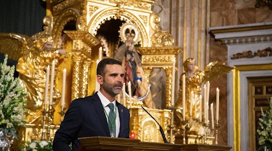 """""""La Virgen del Mar es una forma de entender, comprender y delimitar el mundo"""""""