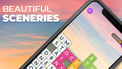 Word Shapes Puzzle 1.3 screenshots 8
