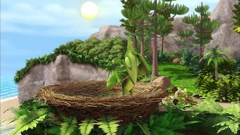 An Apatosaurus Adventure/Nature Art