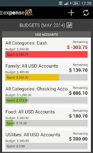 Expense IQ - Expense Manager- screenshot thumbnail