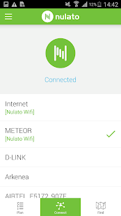 Nulato Wifi- screenshot thumbnail