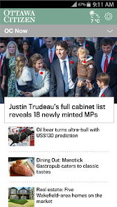 Ottawa Citizen screenshot 0
