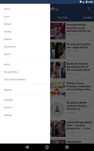Hyve.ng Screenshot
