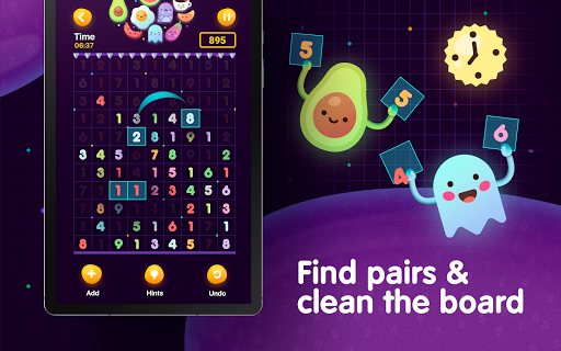 Numberzilla - Number Puzzle | Board Game 2.4.0.0 screenshots 8