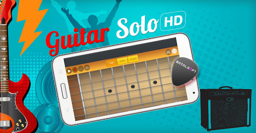 Guitar Solo HD 2.5 screenshots 4