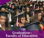 Graduation (Faculty of Education) : NWU Mafikeng Campus