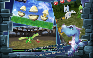 Screenshot of Dragon Pet