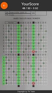 TNMaker - Multiple Choice Test - náhled