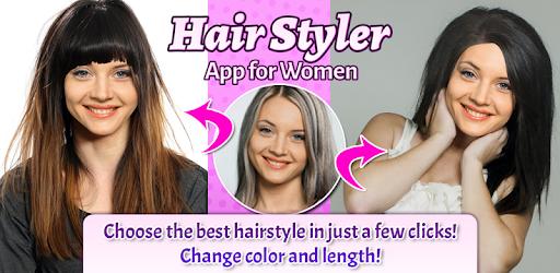 Best photo hair editor app