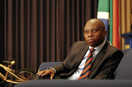 Herman Mashaba the first DA mayor in Johannesburg has been accused of being a puppet of the EFF, who are seen as kingmakers in the Joburg council.
