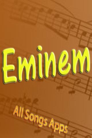 All Songs of Eminem