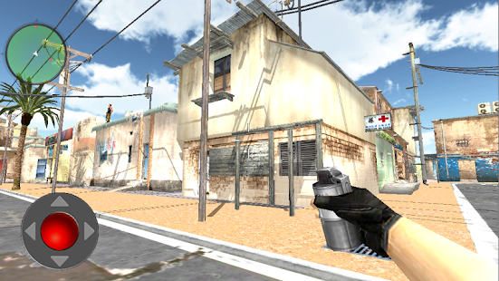 SWAT Shooter Killer- screenshot thumbnail