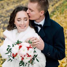Wedding photographer Olesya Kachesova (oksnapshot). Photo of 18.10.2017