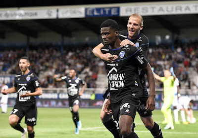 Le Sporting Charleroi renvoie Chris Bedia en Ligue 2