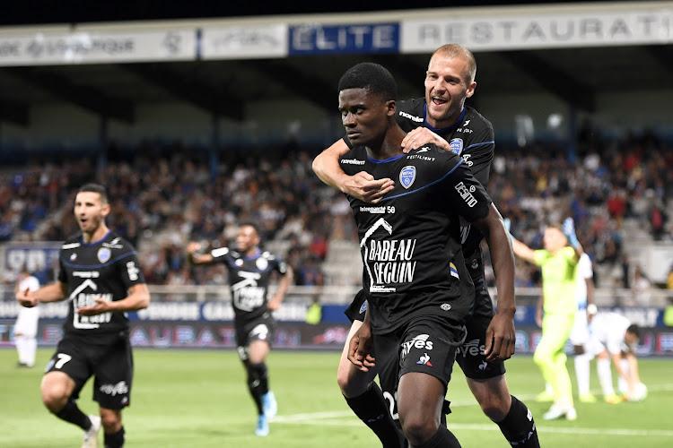 Chris Bedia compare la Ligue 2 et le championnat belge