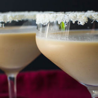 Coffee Buzz Martini.