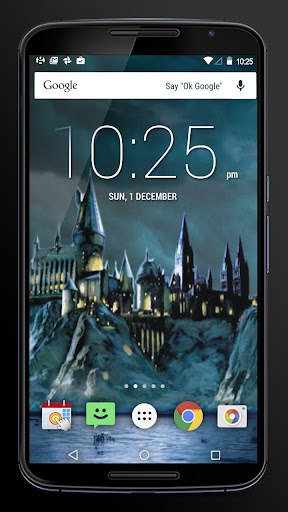 Hogwarts Live Wallpaper Demo