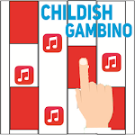 Piano Magic - Childish Gambino; Redbone Icon