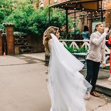 Wedding photographer Nika Maksimyuk (ilunawolf). Photo of 13.10.2017