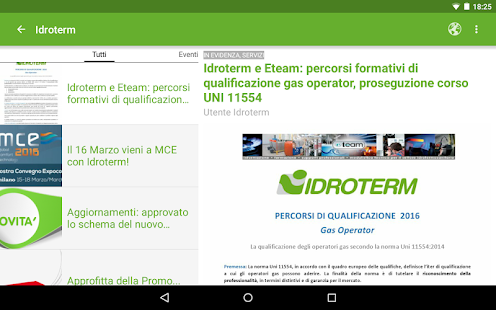 Idroterm- screenshot thumbnail