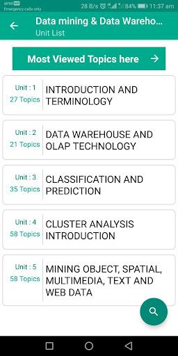 Data mining & Data Warehousing 7 screenshots 2