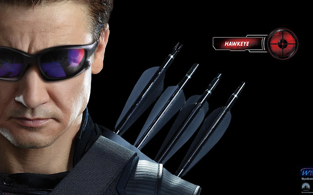 Jeremy Renner Themes & New Tab