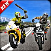 Attack Race Bike Road Rash Motorcycle Racing Game