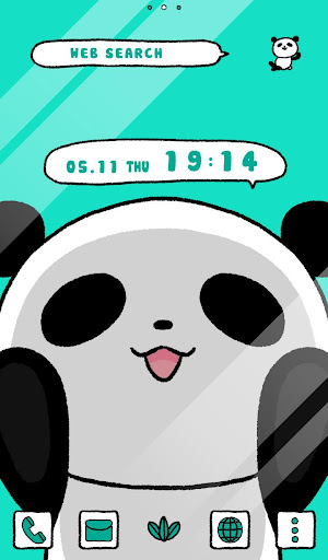 Wallpaper Trapped Panda Theme 1.0.0 Windows u7528 5