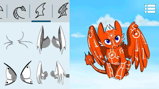 Avatar Maker: Dragons screenshot 17