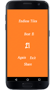 piano tiles SIA - náhled